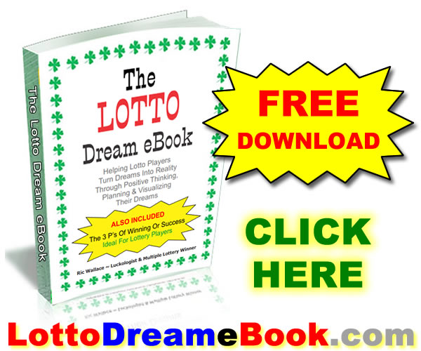 The LOTTO Dream eBook - FREE DOWNLOAD